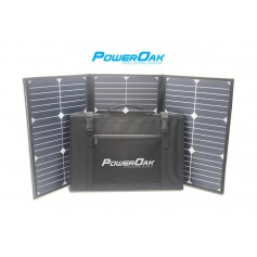 - PowerOak S60 solar foldable panel 60W/18V - Solar panels - S60