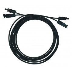 Solar panel extension cable 5m (Ölflex Solar XLS-R Twin 2x 4mm²)