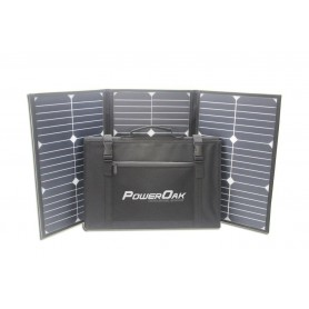 PowerOak - PowerOak S40 Portable Solar Panel 40W/18V - Solar panels - S40