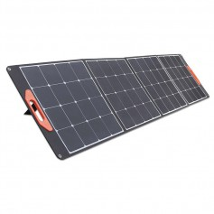 PowerOak S220 220W 18V solar panel with SunPower cells